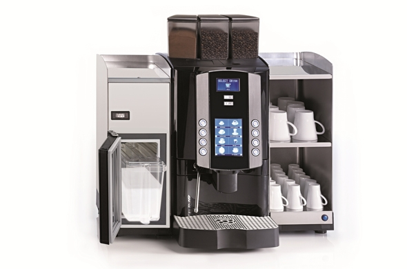Vente Machine A Cafe Professionnelle